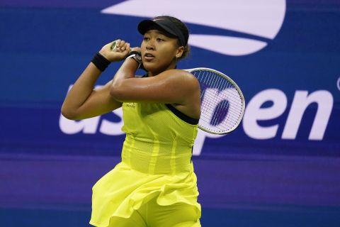 Η Ναόμι Οσάκα αποκλείστηκε στο US Open