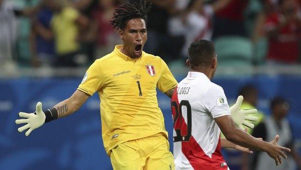 Κόπα Αμέρικα: Στα ημιτελικά το Περού, 5-4 στα πέναλτι την Ουρουγουάη (photo +videos)