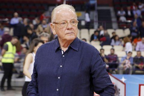 Ο Ντούσαν Ίβκοβιτς στο ΣΕΦ