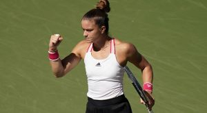 US Open: Σάκκαρη για φίλημα, στον 4ο γύρο του αμερικανικού Grand Slam
