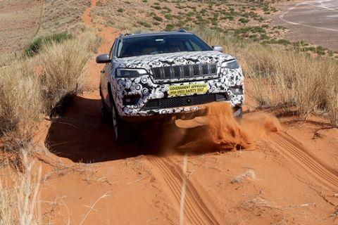 Δοκιμές Fiat Chrysler Automobiles στις άκρες του πλανήτη
