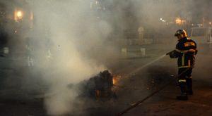 Βόμβες μολότοφ σε σύνδεσμο του ΠΑΟΚ στον Εύοσμο