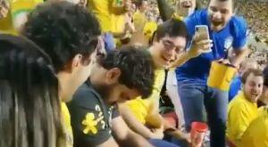 Κόπα Αμέρικα: Οπαδός της Βραζιλίας κοιμήθηκε στο 3-0 με την Βολιβία