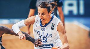 Καλτσίδου για την τελευταία της συμμετοχή στην εθνική Ελλάδας: «Να μην με επηρεάσουν τα αισθήματά μου»