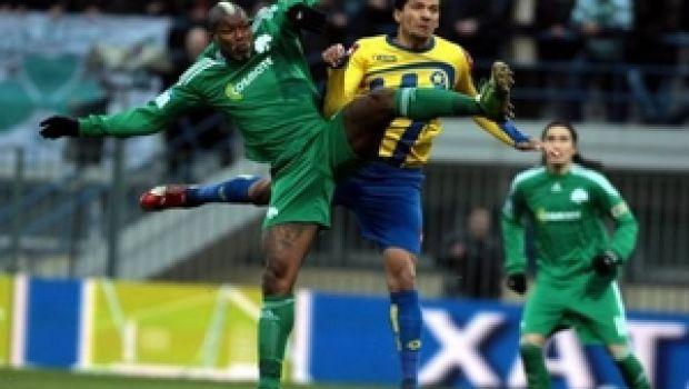 b6feb973265 Με γκολ βολίδα του Βύντρα ο Παναθηναϊκός πήρε νίκη τίτλου στην Τρίπολη,  νικώντας 1-0 τον Αστέρα