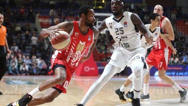 ABA Liga: Ο Ερυθρός Αστέρας πήρε το ντέρμπι με την Παρτιζάν