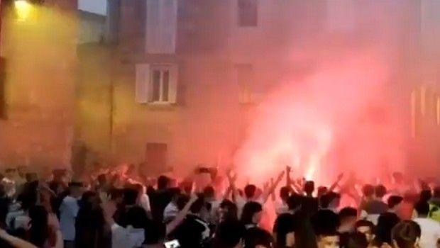 Κορονοϊός: Αυξήθηκαν τα κρούσματα μετά τη φιέστα για τον τίτλο της Μπασκόνια