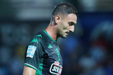 Ο Φεντερίκο Μακέντα απογοητευμένος στο ματς ΠΑΣ Γιάννινα - Παναθηναϊκός | 18 Σεπτεμβρίου 2021