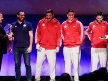 Βραβεία ΠΣΑΤ 2019: Κορυφαίος αθλητής ο Τσιτσιπάς, κορυφαία ομάδα το πόλο Ανδρών του Ολυμπιακού