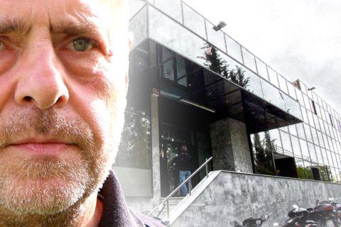"""Έξωση από τα γραφεία της ΠΑΕ Παναθηναϊκός, """"χαμός"""" για την αδειοδότηση"""