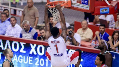 """ΜακΛίν στο Sport24.gr: """"Τα πάντα για το πρωτάθλημα"""""""