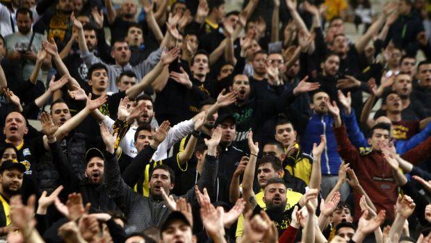 Εξαντλήθηκαν τα εισιτήρια της ΑΕΚ για το ματς στο Στρασβούργο