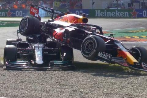 Formula 1, GP Ιταλίας: Το μονοθέσιο του Φερστάπεν ανέβηκε πάνω σ' αυτό του Χάμιλτον