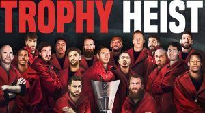 """Η EuroLeague εμπνεύστηκε από το """"Casa de Papel"""""""