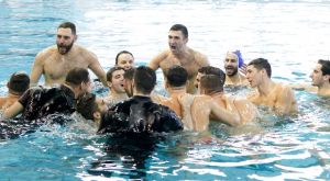 Stoiximan.gr Final Four: Τα συγχαρητήρια της ΠΑΕ και της ΚΑΕ Ολυμπιακός στην ομάδα πόλο
