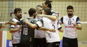 Volleyleague ανδρών: Εύκολο διπλό του ΠΑΟΚ κόντρα στην ΑΕΚ