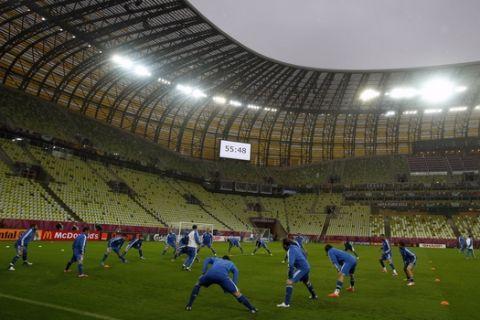 """Στην """"Arena Gdańsk"""" ο τελικός του Europa League το 2020"""