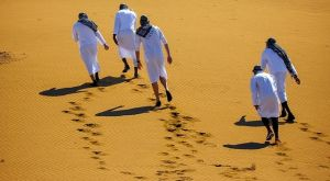 Ήφαιστος Λήμνου: Γιορτάζει τις Απόκριες στην έρημο της Λήμνου