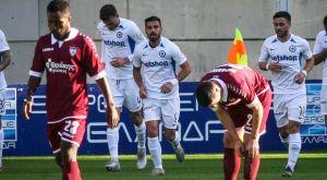 ΑΕΛ – Ατρόμητος 1-2: Σε τροχιά playoffs οι Περιστεριώτες