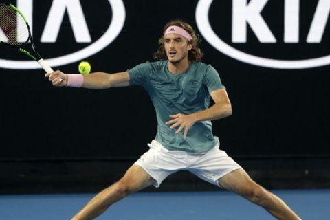 "Australian Open: Ασταμάτητος ο Τσιτσιπάς, προκρίθηκε στους ""16""!"