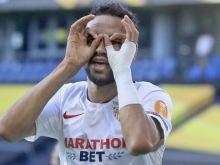Europa League: Στο Final 8 η Σεβίλλη, περιμένει Ολυμπιακό ή Γουλβς