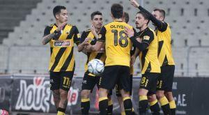 """ΑΕΚ – Παναιτωλικός 4-0: """"Σβηστά"""" στα ημιτελικά του Κυπέλλου"""