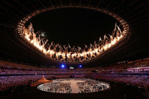 Η τελετή έναρξης των Ολυμπιακών Αγώνων του 2020