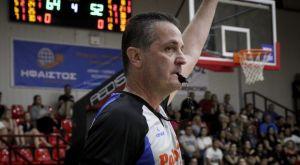 Παναγιώτης Αναστόπουλος: Έφτασε τα 400 παιχνίδια στην Α1