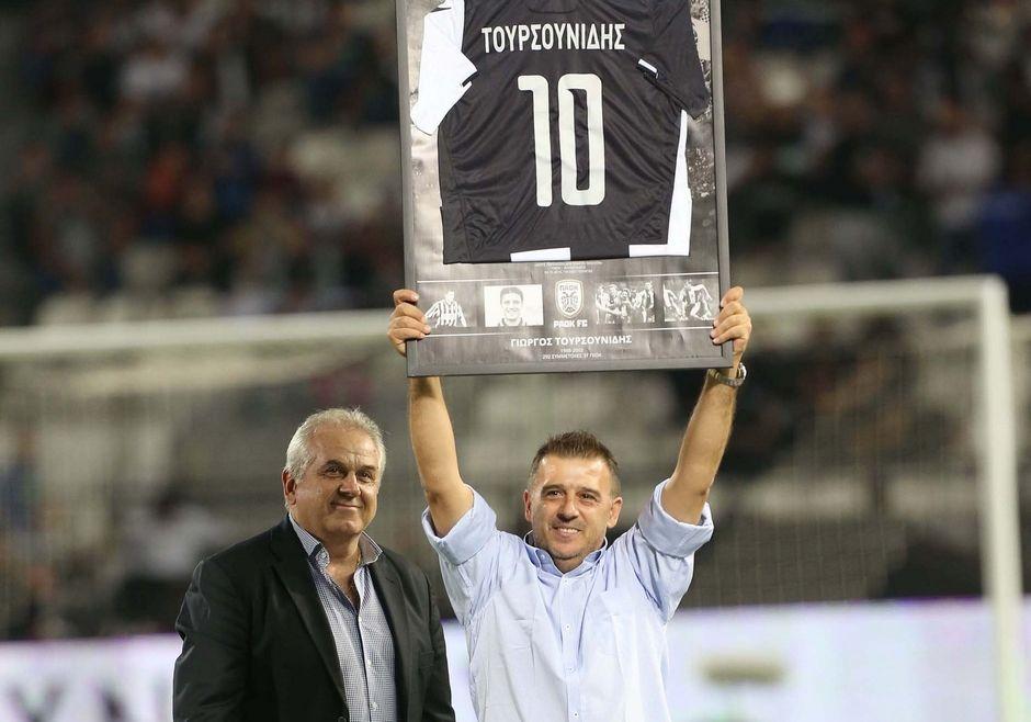 """Τουρσουνίδης στο Sport24.gr: """"Είμαι τρελαμένος με τον ΠΑΟΚ, αλλά έκανα τρία μεγάλα λάθη"""""""