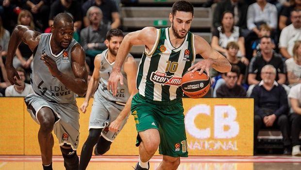 EuroLeague: Άκυρο το 0-20, σε νέα ημερομηνία το Βιλερμπάν - Παναθηναϊκός και οι αγώνες της Ζενίτ