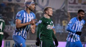 Λαμία – Παναθηναϊκός 1-0: Προβάδισμα για οκτάδα με Μπαράλες