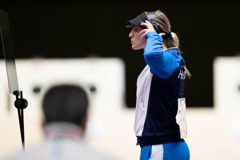 Η Άννα Κορακάκη στους Ολυμπιακούς Αγώνες του Τόκιο