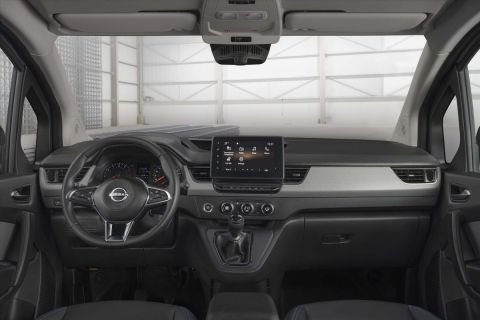 Έρχεται το Nissan Townstar, φεύγει το NV200