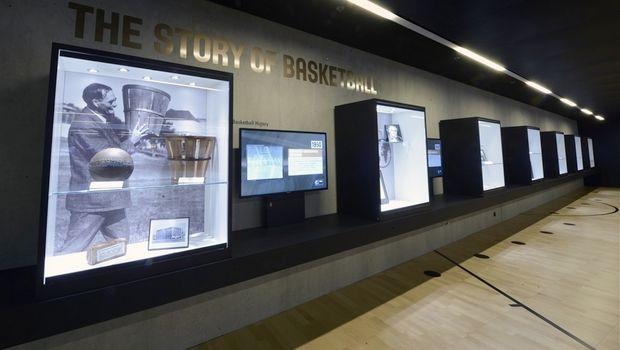 Αυτό είναι το σπίτι της FIBA