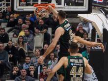 Βαθμολογία EuroLeague: Σε απόσταση βολής από την πεντάδα ο Παναθηναϊκός