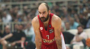 Η EuroLeague ευχήθηκε στον «legendary» Σπανούλη