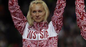 Ντοπέ Ρωσίδα αργυρή ολυμπιονίκης του 2012