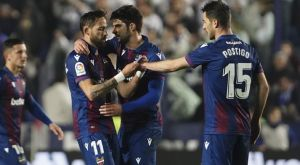 Λεβάντε – Ρεάλ 1-0: Γκρέμισε τους μερένγκες από την κορυφή με γκολαρα