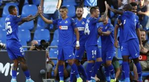 La Liga: Με σπασμένα φρένα για το Champions League η Χετάφε