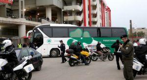 Ολυμπιακός – Παναθηναϊκός: Τα μέτρα ασφαλείας για το ντέρμπι