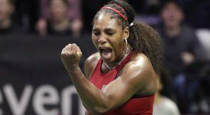 """Μουράτογλου: """"Η Σερίνα θέλει να παίξει στο US Open"""""""