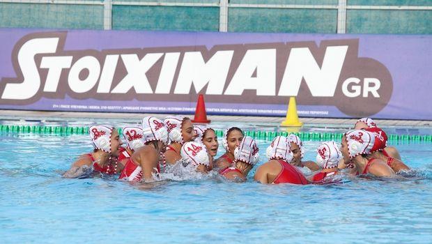 Stoiximan.gr Final Four: Εύκολα ο Ολυμπιακός, 9-5 τη Βουλιαγμένη