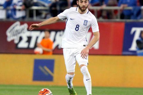 """Πέτσος: """"Μιλούσα με τον Ολυμπιακό, ίσως να παίξω εκεί στο μέλλον"""""""