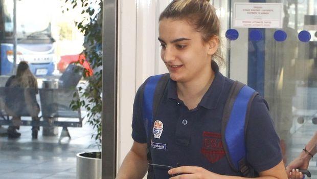 Η ΕΟΚ δικαίωσε τον ΠΑΟΚ, άκυρη η μεταγραφή της Σταμολάμπρου στον Ολυμπιακό