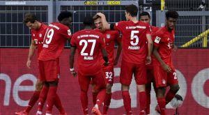 Ντόρτμουντ – Μπάγερν 0-1: Αγκαλιά με τον τίτλο οι Βαυαροί