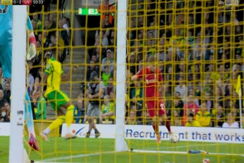 Νόριτς - Λίβερπουλ: Μπαλιά πάρε - βάλε του Τσιμίκα στον Ορίγκι και 2-0 από τον Βέλγο