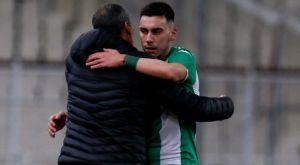Παναθηναϊκός: Αφιέρωσε το γκολ στον πατέρα του ο Χρήστος Δώνης