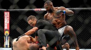 Διεκόπη βίαια η πορεία του Gokhan Saki προς την καταξίωση στο UFC