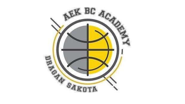 Δύο διαρκείας με κάθε εγγραφή στην AEK B.C. Academy - Dragan Sakota