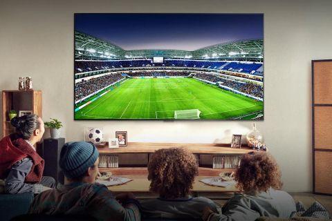 Η ιδανική τηλεόραση για να απογειώσεις την εμπειρία παρακολούθησης αγώνα